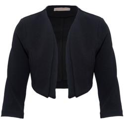 Vêtements Femme Vestes / Blazers Rinascimento CFC0096993003 Noir