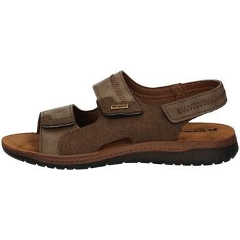 Chaussures Homme Sandales et Nu-pieds Inblu ID 4 MARRON FONCÉ