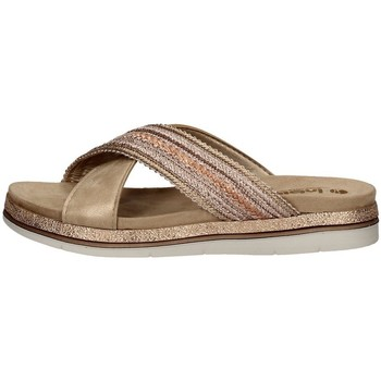 Chaussures Femme Mules Inblu SA 26 SANDALES Femme CUIVRE CUIVRE