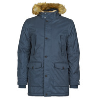 Vêtements Homme Parkas Teddy Smith P-HAROLD Marine