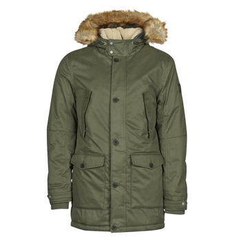Vêtements Homme Parkas Teddy Smith P-HAROLD Kaki