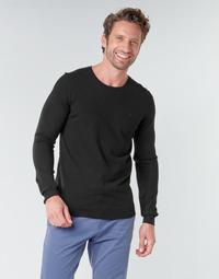 Vêtements Homme Pulls Teddy Smith POKI Noir