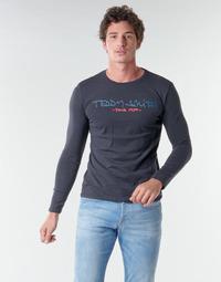 Vêtements Homme basket adidas rouge bordeaux shoes store outlet Teddy Smith TICLASS BASIC M Marine