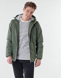 Vêtements Homme Blousons K-Way LE VRAI 3.0 CLAUDE ORSETTO Kaki