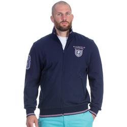 Vêtements Homme Sweats Ruckfield Sweat zippé bleu we are rugby Bleu