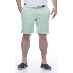 Vêtements Homme Shorts / Bermudas Ruckfield Bermuda chino vert Vert