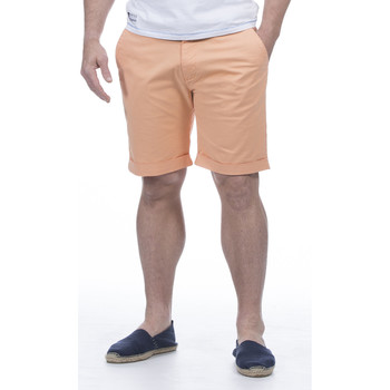 Vêtements Homme Shorts / Bermudas Ruckfield Bermuda chino orange Orange