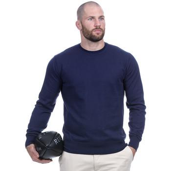 Vêtements Homme Pulls Ruckfield Pull marine rugby Bleu