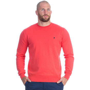 Vêtements Homme Pulls Ruckfield Pull rouge rugby Rouge