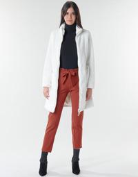 Vêtements Femme Manteaux Marciano MARBREE FUR COAT Crème