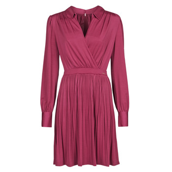 Vêtements Femme Robes courtes Marciano PLAYA DRESS Bordeaux