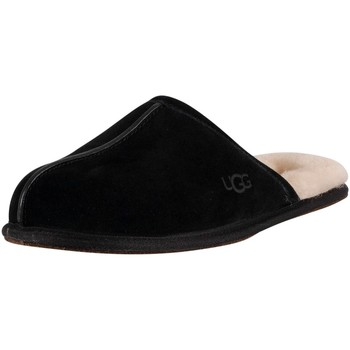 Chaussures Homme Chaussons UGG Pantoufles noir