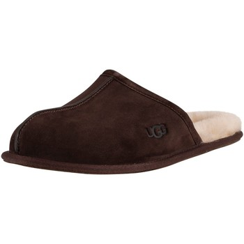 Chaussures Homme Chaussons UGG Pantoufles marron