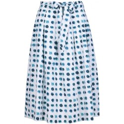 Vêtements Femme Jupes Anonyme | Jupe Polka Susanna, verte | ANY_A110SS092 GREEN vert