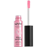 Beauté Femme Gloss Nyx thisiseverything Lip Oil sheer  8 ml
