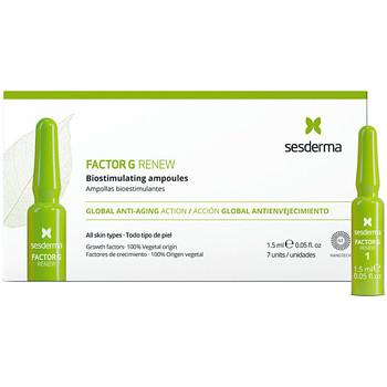 Beauté Femme Anti-Age & Anti-rides Sesderma Factor G Renew Ampollas Bioestimulantes  7 x 2 ml
