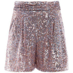Vêtements Femme Shorts / Bermudas Nenette PANT SHORT FULL PAILLETTES 0220-cipria