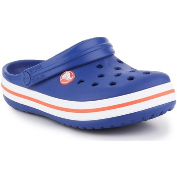 Chaussures Enfant Sandales et Nu-pieds Crocs Crocband Clog K 204537-4O5 granatowy