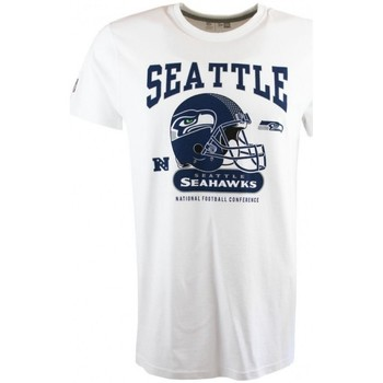Vêtements Homme T-shirts manches courtes New-Era T-Shirt NFL Seattle Seahawks N Multicolore