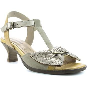 Chaussures Femme Sandales et Nu-pieds Casta Atraia Jaune