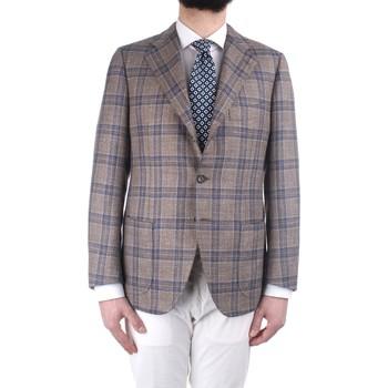 Vêtements Homme Vestes / Blazers Cesare Attolini S19MA44 M21 multicolore