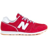 Chaussures Homme Baskets basses New Balance 373 Blanc,Rouge