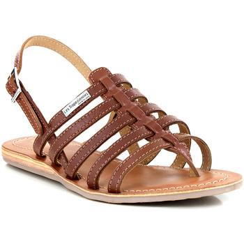 Chaussures Femme Sandales et Nu-pieds Les Tropéziennes par M Belarbi HERIPO TAN