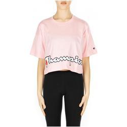 Vêtements Femme T-shirts manches courtes Champion CREWNECK T-SHIRT ps024-cnp