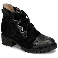 Chaussures Femme Boots Casta MANDA Noir
