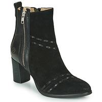 Chaussures Femme Bottines Casta SINA Noir