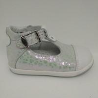 Chaussures Fille Ballerines / babies Little Mary 55041441 VALSEUSE Beige