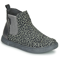Chaussures Fille Boots Mod'8 BLANOU Gris