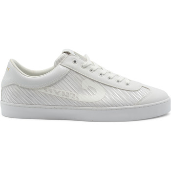 Chaussures Homme Baskets basses Cruyff Aztec White/Gold Blanc