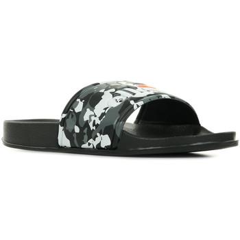 Chaussures Femme Claquettes Ellesse Duke Camo Wm gris