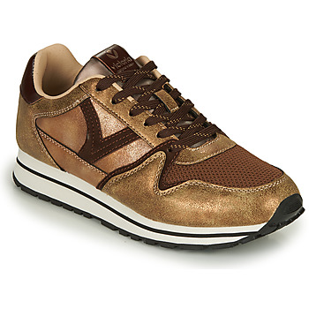 Chaussures Femme Baskets basses Victoria COMETA MULTI Bronze