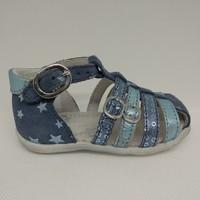 Chaussures Fille Ballerines / babies Little Mary 55003419 LINDA bleu