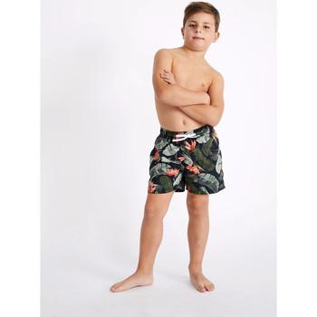 Vêtements Garçon Maillots / Shorts de bain Banana Moon AIR W WONDERLAND NOIR