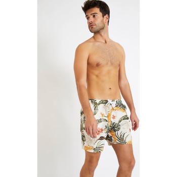 Vêtements Homme Maillots / Shorts de bain Banana Moon MANLY MILWAUKEE ECRU