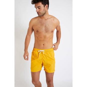 Vêtements Homme Maillots / Shorts de bain Banana Moon MANLY BASTOU JAUNE