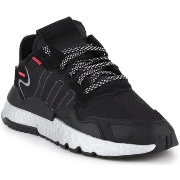 Chaussures Femme Fitness / Training adidas Originals Nite Jogger Noir