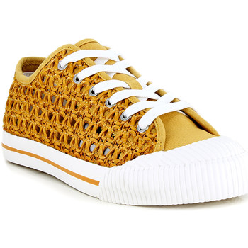 Chaussures Femme Baskets basses Fugitive VUTON YELLOW