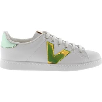 Chaussures Femme Tennis Victoria Basket Femme 1125226 Blanc