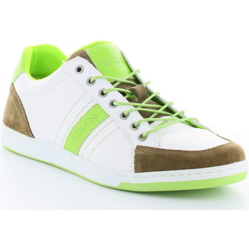 Chaussures Homme Baskets basses Kdopa MARIANO VERT