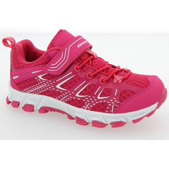 Chaussures Enfant Randonnée Elementerre Kempe Chaussures de randonnée Junior - Rose Unicolor