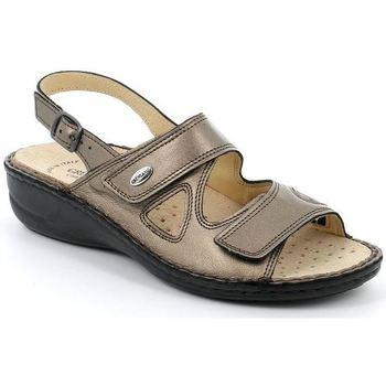 Chaussures Femme Sandales et Nu-pieds Grunland DSG-SE0401 PIOMBO