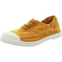 Chaussures Femme Baskets basses Natural World Baskets  ref_48960 646 Moutarde jaune
