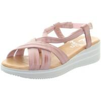 Chaussures Femme Sandales et Nu-pieds Marila Sandales  ref_48937 Multi rose