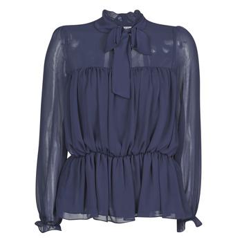 Vêtements Femme Tops / Blouses Naf Naf HAZUL C1 Marine