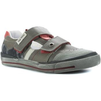 Chaussures Garçon Baskets basses Loup Blanc Havel Gris