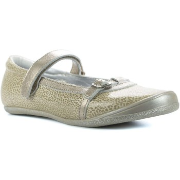 Chaussures Fille Ballerines / babies Loup Blanc Hakira Beige